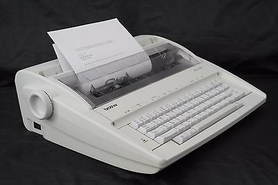 Brother AX-100 Electric Typewriter - 2