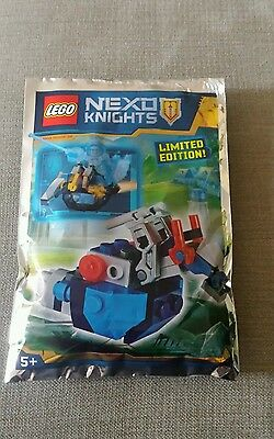 Lego Nexo Knights Lances Hover Horse Limited Edition L@@k