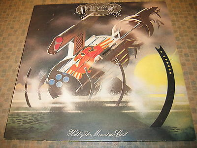 Hawkwind - Hall of the Mountain Grill - Vinyl album - UAG29672