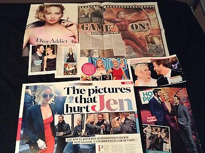 Jennifer Lawrence - Clippings/Cuttings/Articles