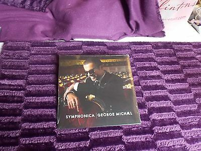 George Michael SEALED Symphonica  2 Vinyl LP's