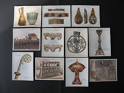 Cigarette Cards. Players - Treasures Of Britain 1931. L25. 23 Cards. (Part Set).
