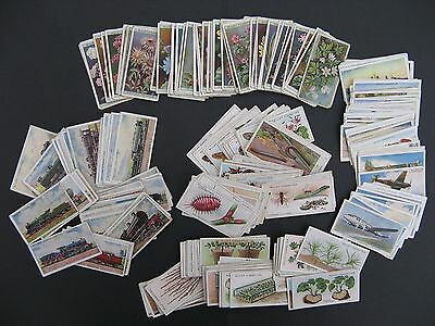 Cigarette Cards. Five Sets Of Cigarette Cards By Wills. (1)