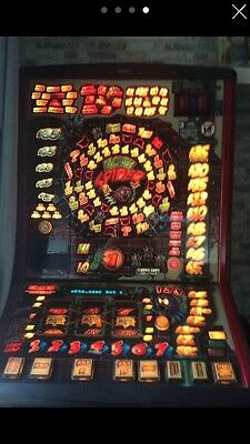 MONEY SPIDER fruit machine