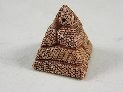 Adam Binder Editiona Egyptian Cobra Abe Netsuke's #305 Coa Mib England