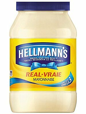 Hellmanns Real Mayonnaise 1.42l