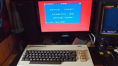 Commodore Vic 20 Computer - Tested 100%  (PAL) W.Germany, Early 2 Pin