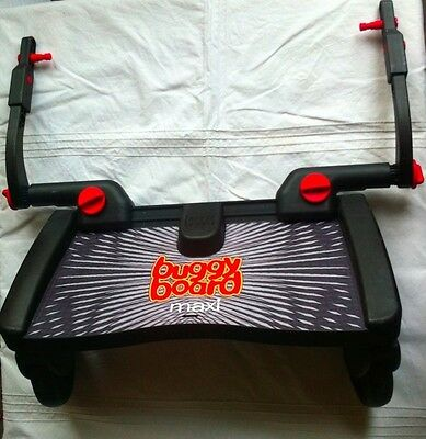 Lascal MAXI BuggyBoard fits 99% of pushchairs