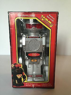 The Atomic Robot Tommy