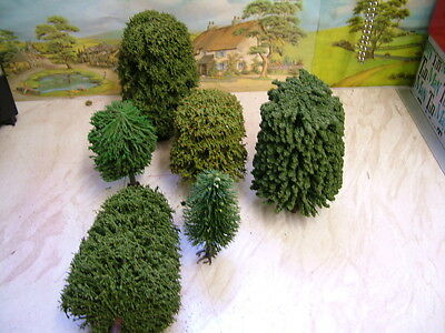 Small Collection Of Trees
