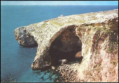 Blue Grotto  And  Adjoining Caves Malta