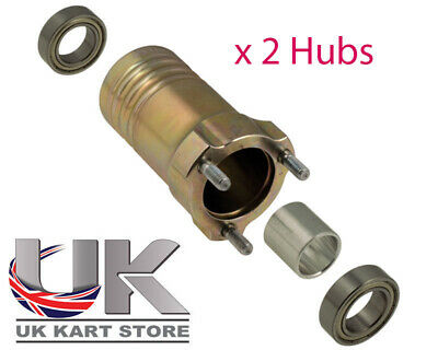 Pair of OTK 115mm HST Magnesium Front Hub - Complete  Best Price on eBay