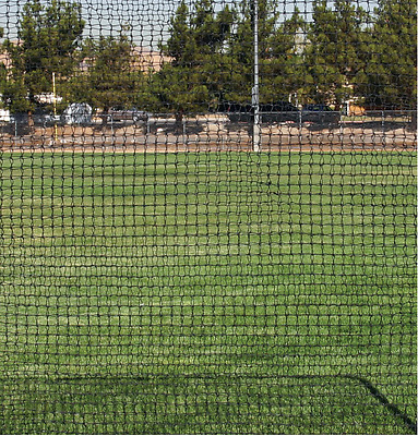 Replacement Square Protection Net 7'x7' Netting 54PLY #42 HDPE Baseball