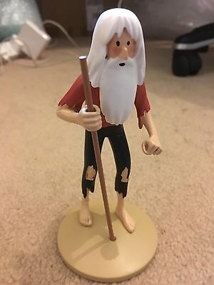 OFFICIAL TINTIN FIGURINES COLLECTION # 23 Ridgewell Explorer Herge Figure Model