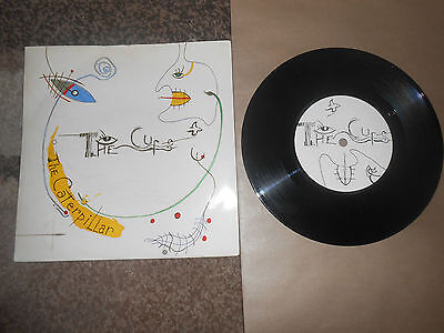 THE CURE   CATCH   7inch vinyl