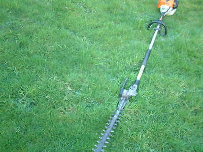 Stihl HL 95 k Long Reach Hedge Trimmer-Made year 2012