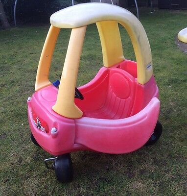 Little Tikes Ride On Car Kids Classic Cozy Coupe