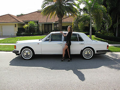 1995 Rolls-Royce Silver Spirit/Spur/Dawn MAGNOLIA EXCELLENT IN EVERY WAY / SUPER LOW MILES