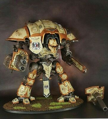 Imperial Knight Pro Painted Marines Espaciales Warhammer 40K