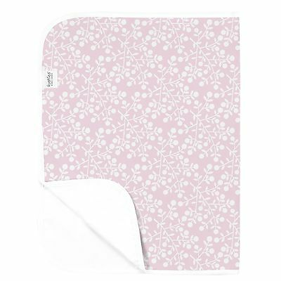Kushies Baby Deluxe Change Pad, Pink Berries