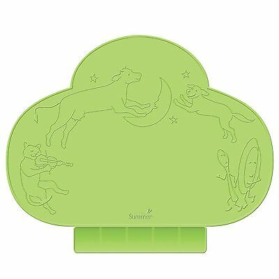 Summer Infant Tiny Diner Portable Placemat, Green