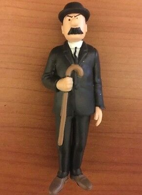 Detective Thompson - Figure By Plastoy - Herge Official Tintin Figurines Model