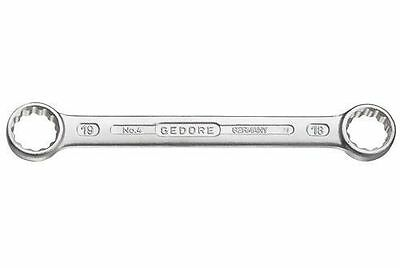 Gedore 6055060 4 Series Flat Ring Spanner 20x22mm
