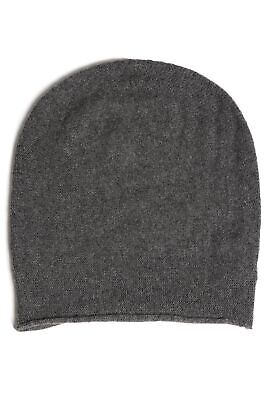 Fishers Finery Men's 100% Pure Cashmere Slouchy Beanie