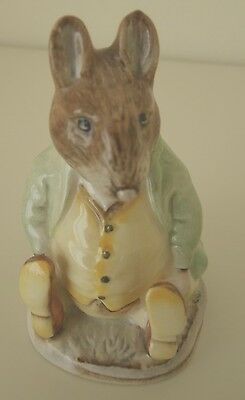 Beatrix Potter Figurine - Samuel Whiskers - Perfect Condition