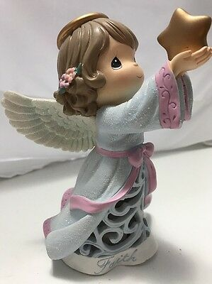 2011 Precious Moments LED Angel W/Star 121408 Share The Gift Of Love With Box