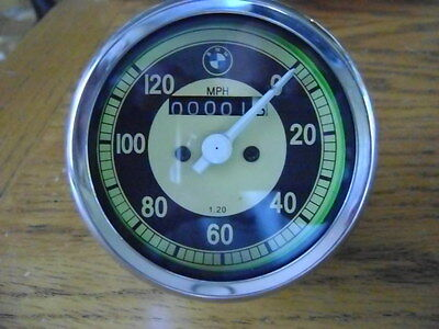 BMW R60/2 speedometer with 1 year warranty shipped from USA