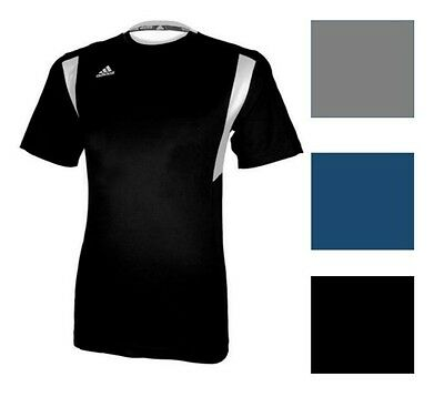 adidas Men's ClimaLite Utility Short Sleeve Shirt Athletic Running Crew Neck Tee