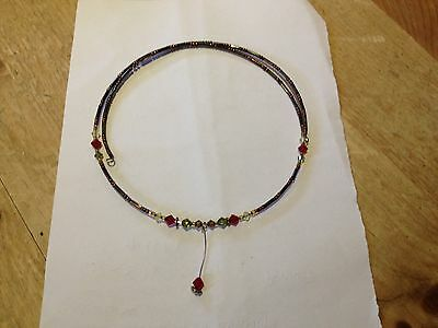 Girl's Beaded Necklace