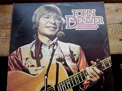 1976 JOHN DENVER  LIVE IN LONDON PALLADIUM   RCA RS1050  played before listing