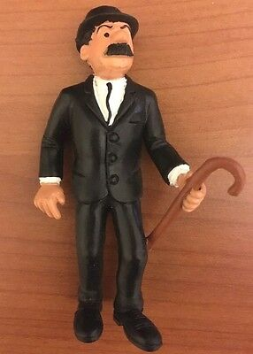 Thomson - Vintage Figure By LOMBARD Herge Official Tintin Figurines