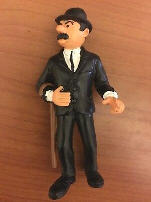Thompson - Vintage Figure By LOMBARD Herge Official Tintin Figurines