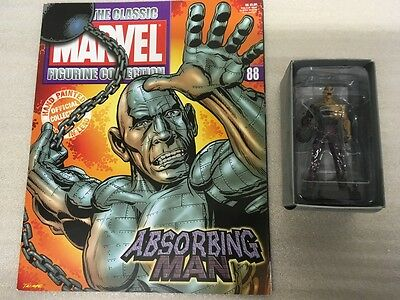 Classic Marvel Figurine Collection Eaglemoss 1-200 #88 Absorbing Man New