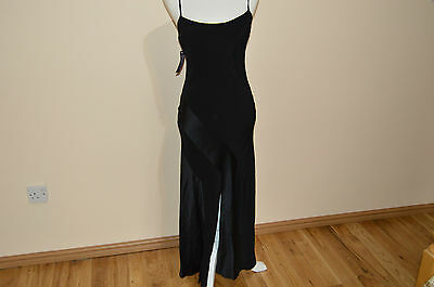 DEBUT  AMAZING  Wedding Cruise Tea Cocktail maxi  Dress Size 10 NEW WITH TAGS
