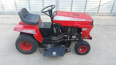 ride on mower rover rancher 13hp 30inch cut