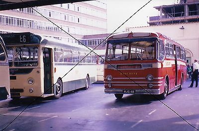 Bus Photo Of East Kent Photograph Picture Aec Reliance Classic Coach
