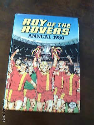 Roy of the Rovers Annual 1980