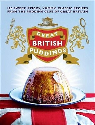 Great British Puddings, The Pudding Club, New Book