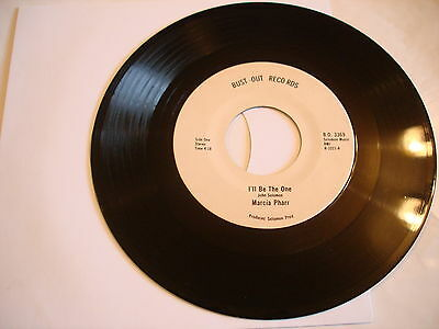 "marcia parr - i,ll be the one,7"" vinyl"