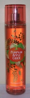 Bath & Body Works Pumpkin Apple Cider Fine Frag. Mist F/size Great Scent L@@k