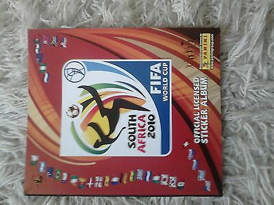 Panini South Africa 2010 FIFA World Cup Sticker Album