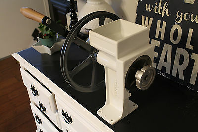 Country Living Grain Mill with EXTRAS