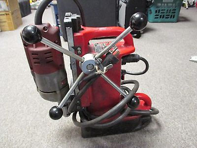"""Milwaukee Electromagnetic Drill Press 4202 / 4253-1 Magnetic Drill 1/2"""""""