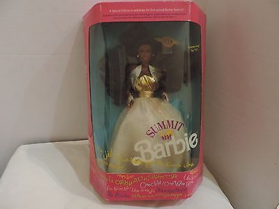 Mattel Summit African American Barbie Doll Special Edition