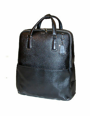 """TUMI Sinclair Olivia 16"""" Business & Travel Convertible Backpack ~ 79380 D2 Black"""