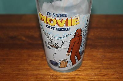 Kokanee Pint Glass The Ranger Movie Great Commercials